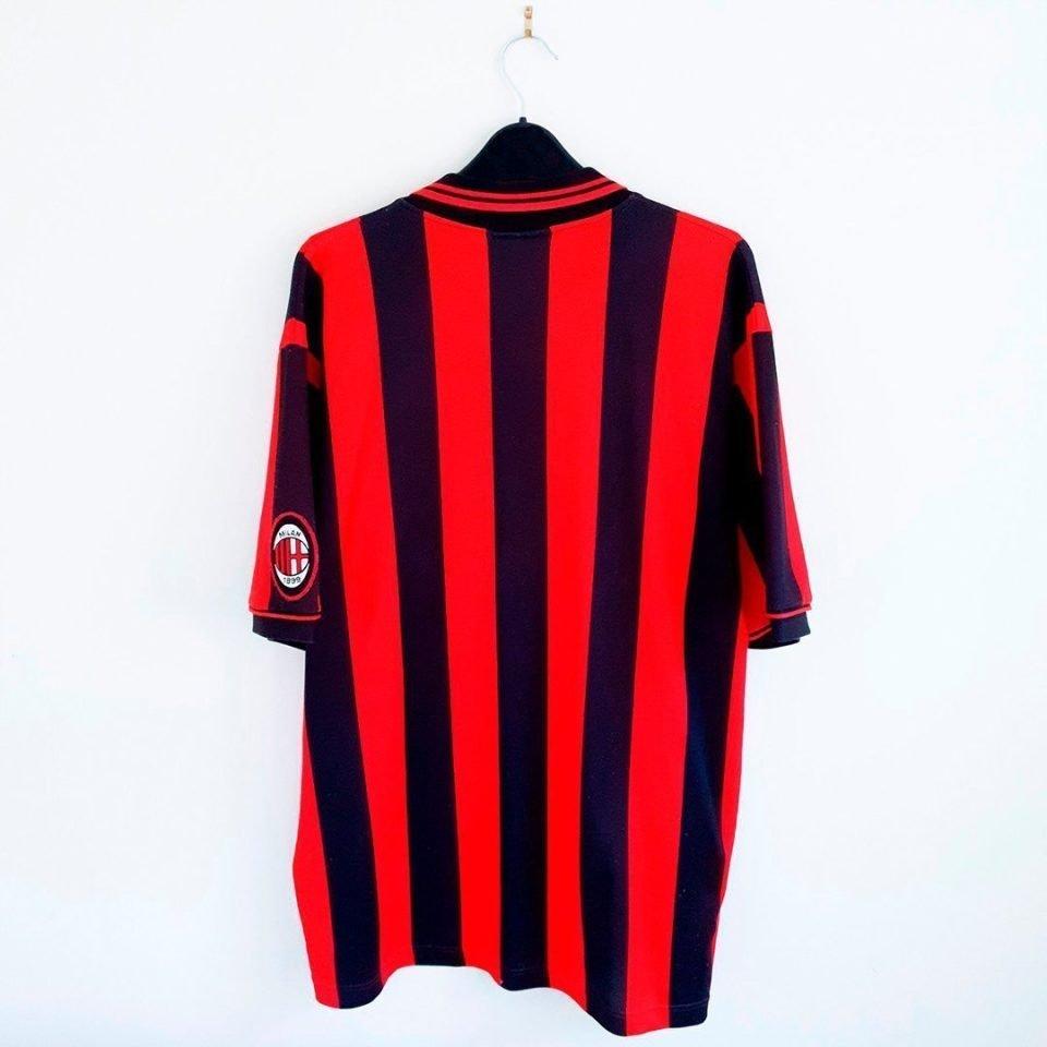 Jersey Retro Futbol AC Milan 1994 Local XL