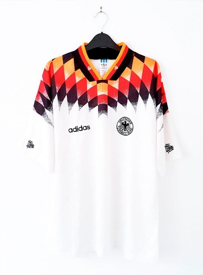 Jersey Retro Futbol Alemania 1994 Local L
