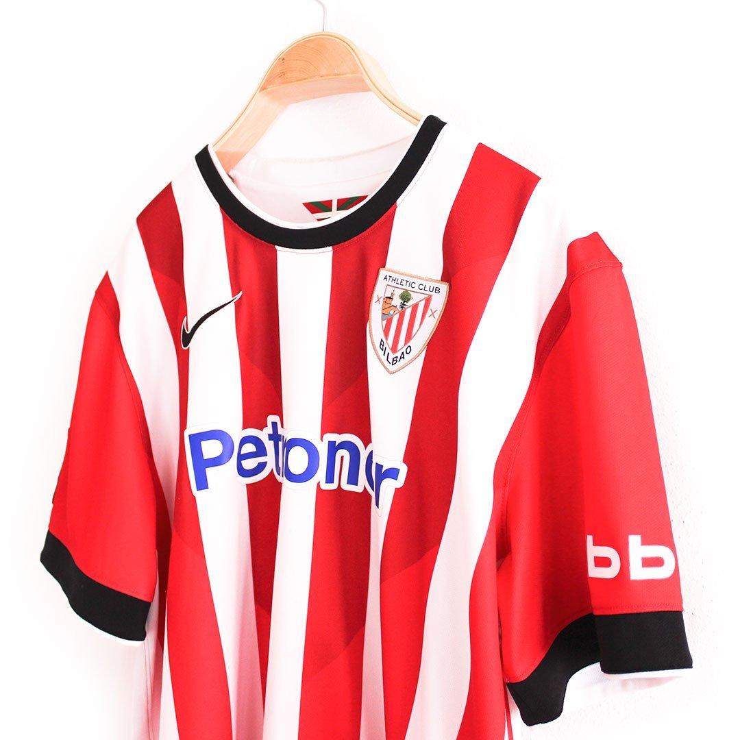 Athletic de Bilbao 2014 Playera local original | Puro ...