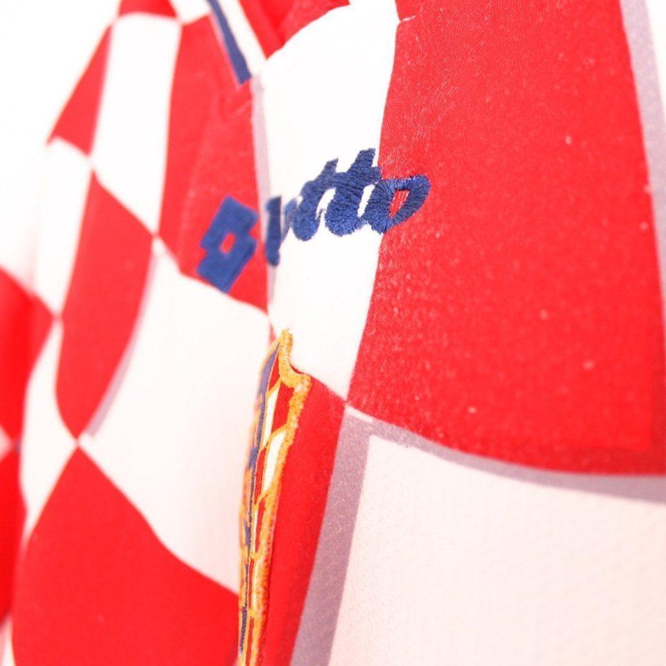 Jersey Retro Futbol Croacia 1998 Local M