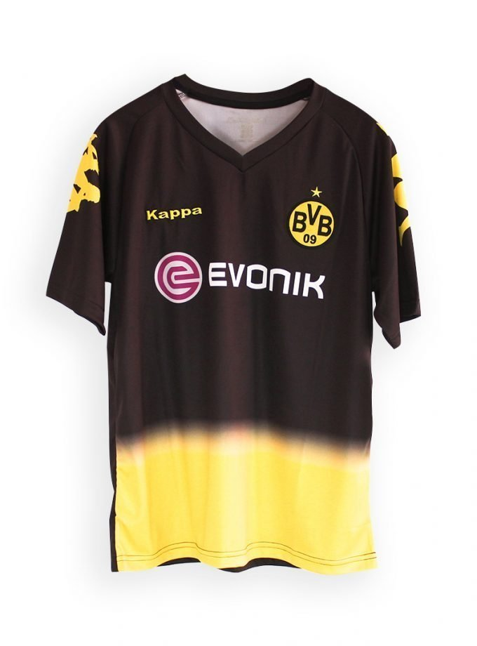 Jersey Retro - Borussia Dortmund 2010 - Visitante