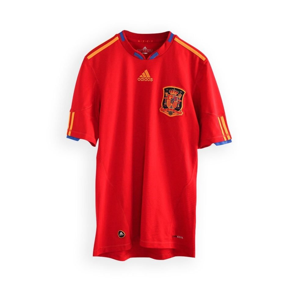 Jersey Retro Futbol España 1998 Local S